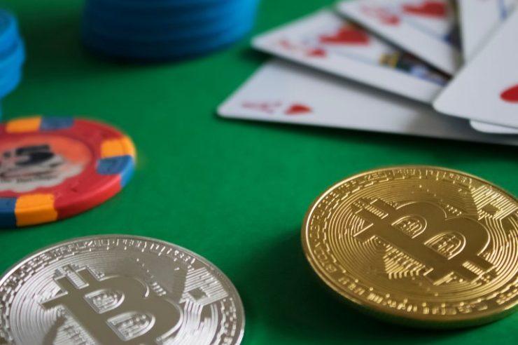 仮想通貨でギャンブル